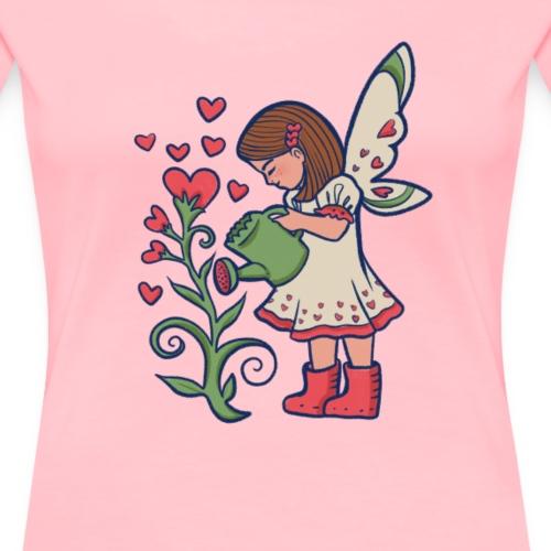 Gardening Girl - Women's Premium T-Shirt