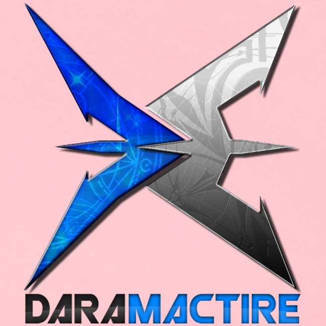 Dara Streamer - Front and Back Design