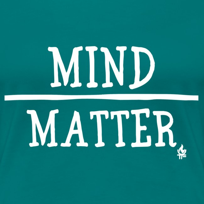 Mind over Matter white