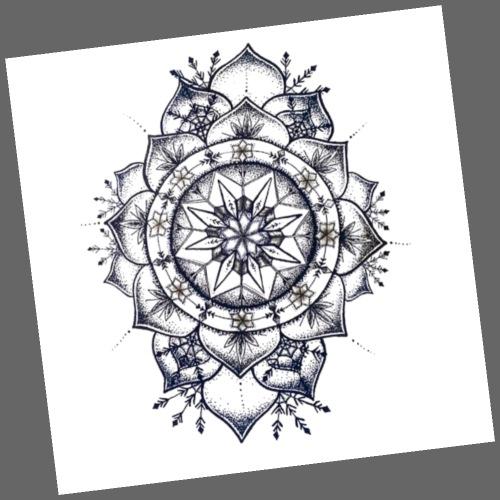 Lotus Mandala - Women's Premium T-Shirt