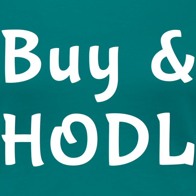 Buy and HODL