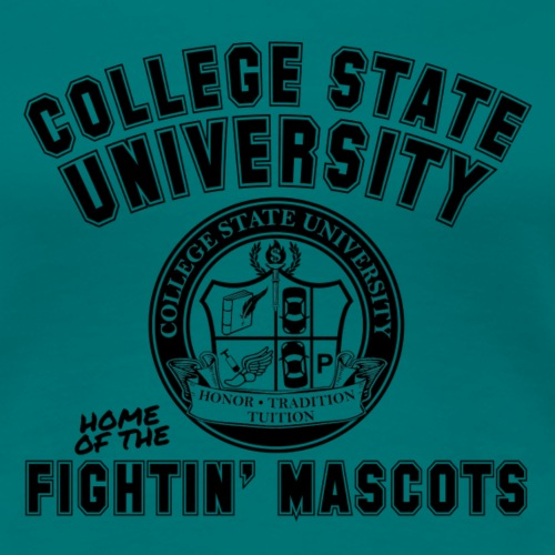 College State University - Women's Premium T-Shirt