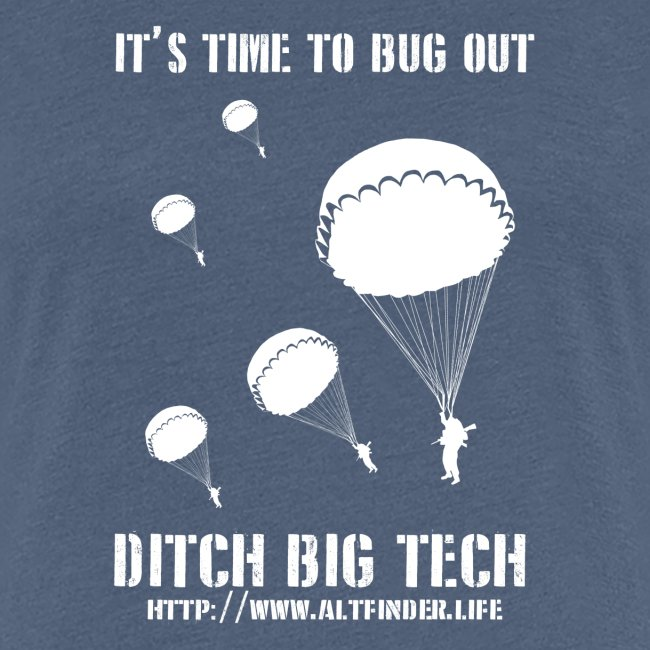 It's Time To Bug Out