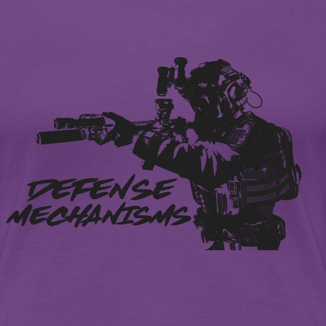 Defense Mechanisms: On Target