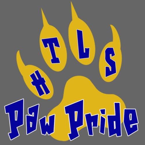 Paw pride - HTLS - Women's Premium T-Shirt