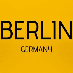 Berlin - Women's Premium T-Shirt