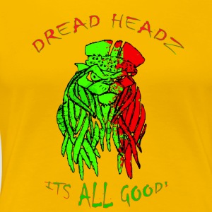 DREAD HEADZ - Women's Premium T-Shirt
