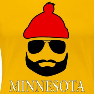 Minnesota Cool - Women's Premium T-Shirt