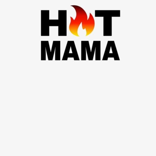 HOT MAMA TSHIRT APPAREL ACCESSORIES DESIGN - Women's Premium T-Shirt