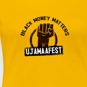 Ujamaafest 2017 Official Design - Women's Premium T-Shirt