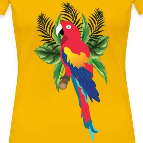 Perico cotorro - Women's Premium T-Shirt