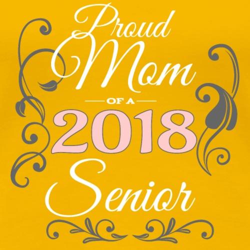 SENIOR 2018 037 - Women's Premium T-Shirt