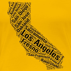 California State Pride - Women's Premium T-Shirt