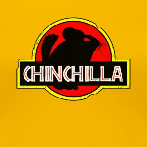 Chinchilla - Women's Premium T-Shirt