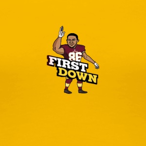 Jordan Reed First Down Merch for Redskins fans! - Women's Premium T-Shirt