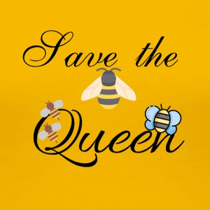Queen needs help - Women's Premium T-Shirt