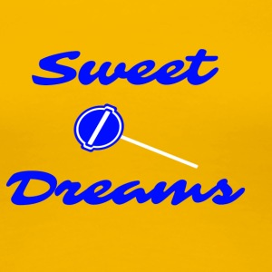 Sweet Dreams Lollipop - Women's Premium T-Shirt