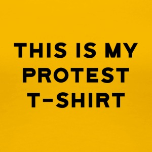 Protest - Women's Premium T-Shirt
