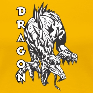 dragon_on_four_legs - Women's Premium T-Shirt