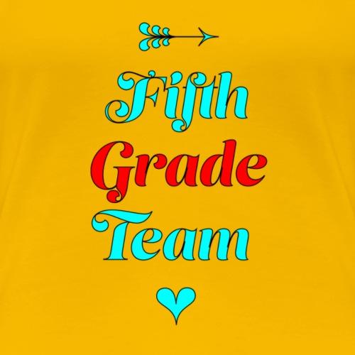 fifth t 3x - Women's Premium T-Shirt