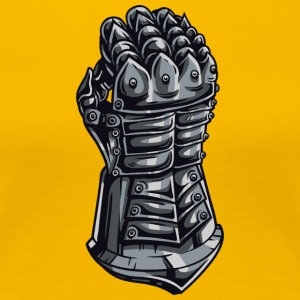 KNIGHT FIST - Women's Premium T-Shirt