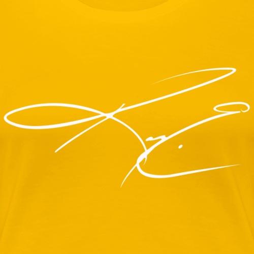 Frost KCE Signature - Women's Premium T-Shirt