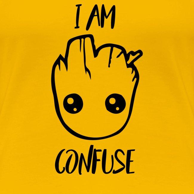 I Am Confuse Head