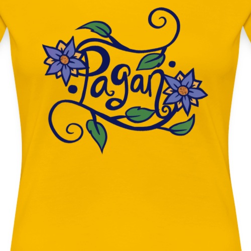 Pagan - Women's Premium T-Shirt