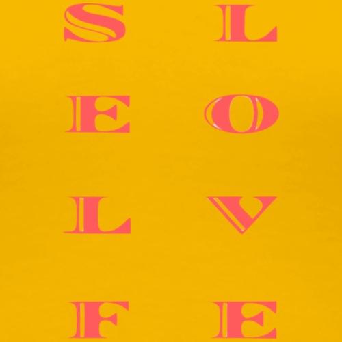 SelfLove - Women's Premium T-Shirt