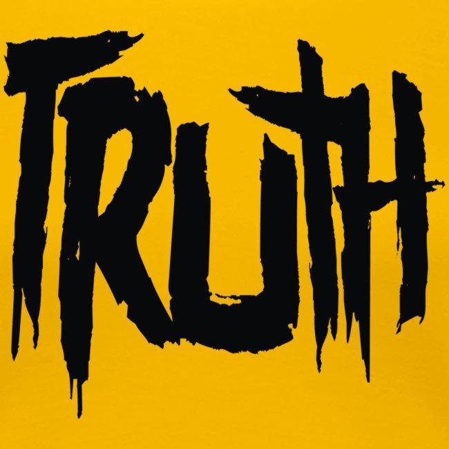 TruthLogo01 Black png