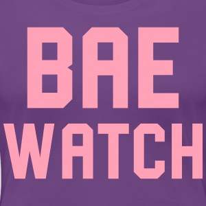BAE WATCH - Women's Premium T-Shirt