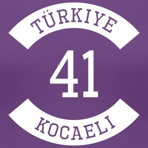 turkiye 41 - Women's Premium T-Shirt