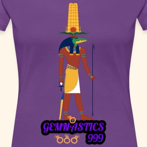 Sobek - Women's Premium T-Shirt