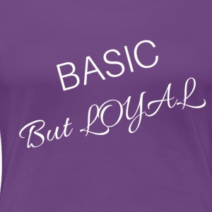 BASIC - Women's Premium T-Shirt