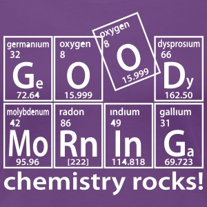good_morning_chemistry - Women's Premium T-Shirt