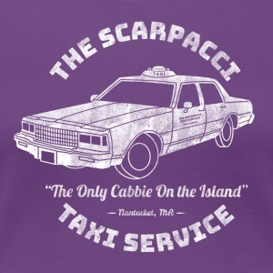 The Scarpacci Taxi Service - Women's Premium T-Shirt