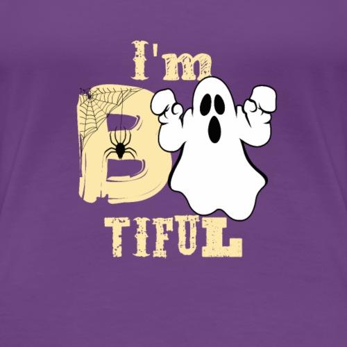 Halloween B tiful T shirt - Women's Premium T-Shirt