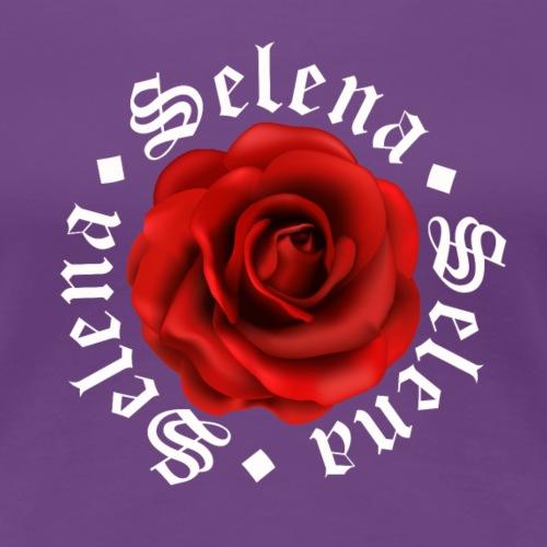 Red rose - Women's Premium T-Shirt
