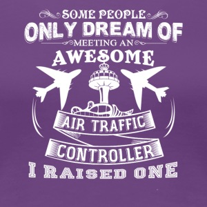 Air Traffic Controller Mom Shirt - Women's Premium T-Shirt