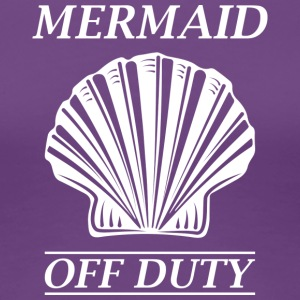 Mermaid Off Duty - Women's Premium T-Shirt