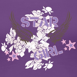 star_girl - Women's Premium T-Shirt