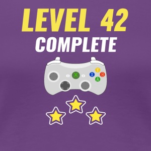 Level 42 Complete - Women's Premium T-Shirt