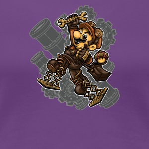 Mario Giant - Women's Premium T-Shirt