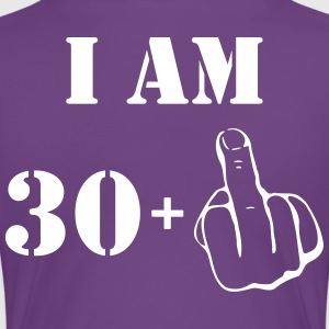 31st Birthday T Shirt 30 + 1 Made in 1986 - Women's Premium T-Shirt