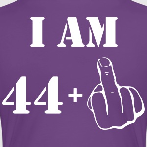 45th Birthday T Shirt 44 + 1 Made in 1972 - Women's Premium T-Shirt
