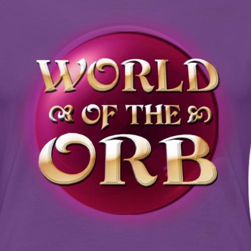 World of the Orb Classic - Women's Premium T-Shirt