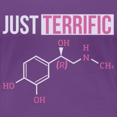 Just Terrific - Adrenaline Molecule