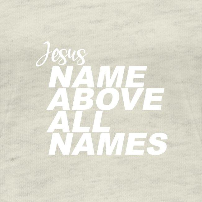 Jesus: Name above all names