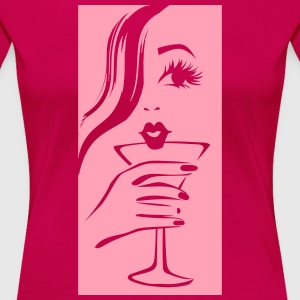 sipper - Women's Premium T-Shirt