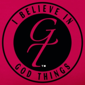 I Believe In God Things Classic Design - Women's Premium T-Shirt